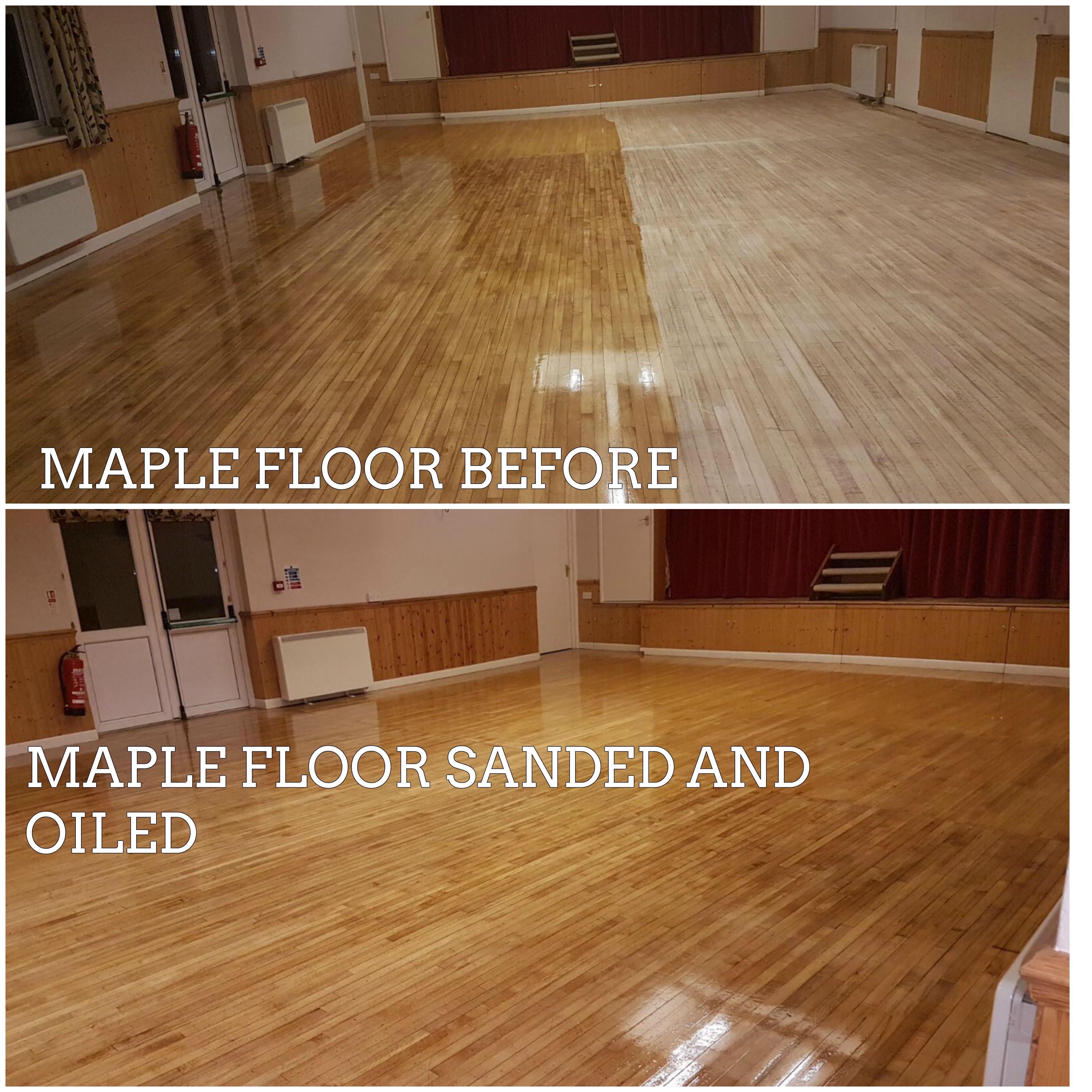floor sanding restoration birmingham